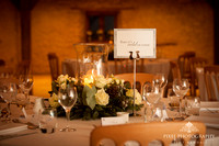 Kingscote Barn Winter Weddings