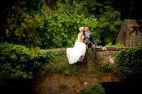Wedding Photography at Bibury Court